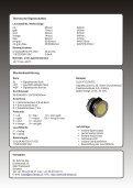 Datenblatt LDT 30 Deutsch - LED - Seite 2