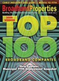 TecHnoLoGy - Broadband Properties