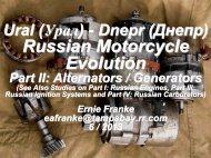 Part II: Alternators & Generators - Good Karma Productions