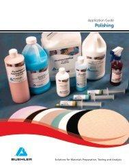 Download Application Guide - Polishing - Buehler