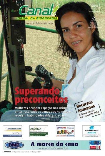 Recursos humanos - Canal : O jornal da bioenergia
