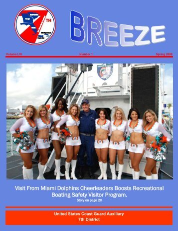 Visit From Miami Dolphins Cheerleaders Boosts Recreational ...