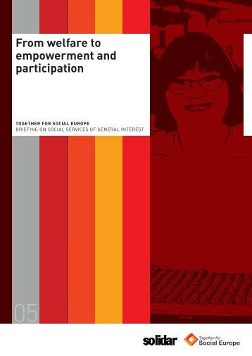 empowerment participation and involvement Community empowerment is therefore more than the involvement, participation or engagement of communities with public sector organisations (such as police scotland, scottish fire and rescue.
