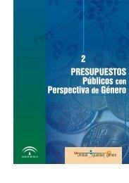 Módulo 2.- Presupuestos Públicos con Perspectiva de Género