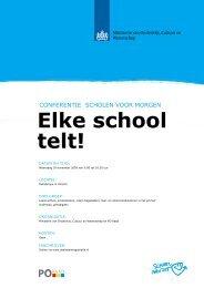 Elke school telt! - Beter Onderwijs Nederland