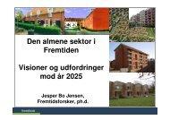 70,9 - Fremtidsforskeren Jesper Bo Jensen
