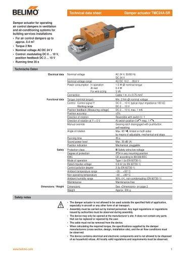 technical data sheet damper actuator tmc24a sr npip isuru?quality\=85 4826 leece neville wiring diagram wiring diagram images  at readyjetset.co