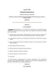 Ley Parques Industriales - Adef.com.uy