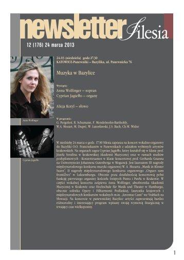 12 (176) 24 marca 2013 1 - Silesia