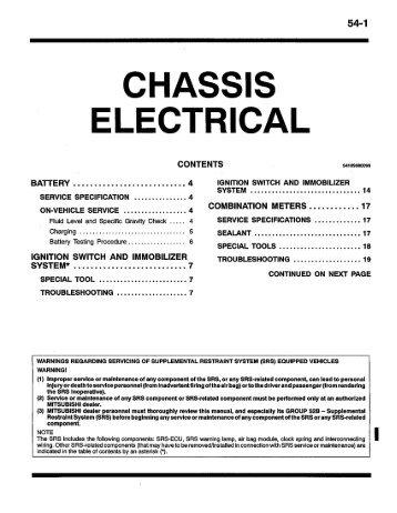 manuale illustrator per l'impianto elettrico pdf