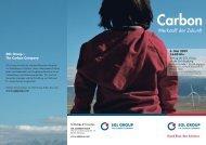 Carbon - A3 Wirtschaftskalender