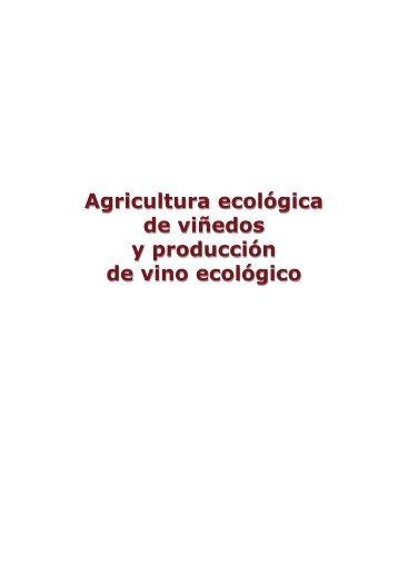 Agricultura ecológica de viñedos y producción de ... - Projects - IFES