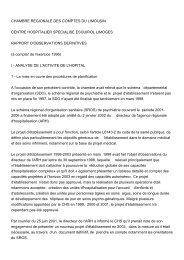 Rapport d'observations définitives (PDF, 54,73 kB) - Cour des comptes