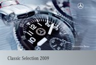 Mercedes-Benz Classic Selection 2009