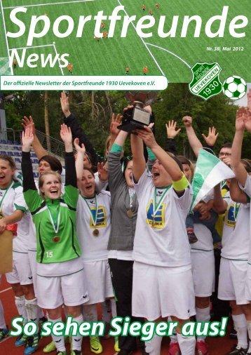 So sehen Sieger aus! - Sportfreunde Uevekoven