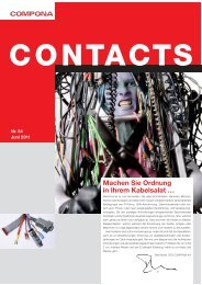 Contacts 54 - Compona AG