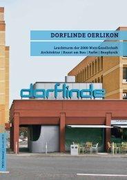 Dossier Dorflinde - Zürich