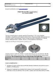 4901.025 Testa a fungo per chiave dinamometrica Carolus 1//4