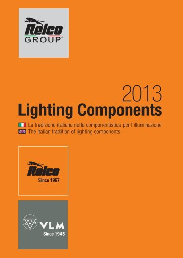 Lighting Components - Relco