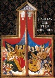 Anuario 2008-2009 - Jesuitas del Perú