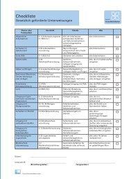 Verhalten im Brandfall - Forum Gesundheitsmedien