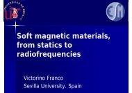 Slides - The European School on Magnetism