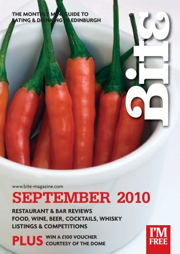 Download September 2010 - Bite Magazine