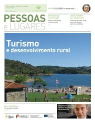 Turismo e desenvolvimento rural - Minha Terra