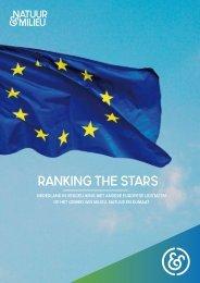 ranking the stars - Natuur & Milieu