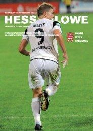 Infos unter www.sw-kassel.de - KSV Hessen Kassel - lopri ...
