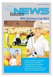 WFG Business Cup 2011
