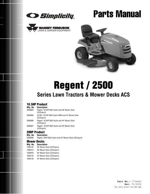 Regent XL 2690686 87