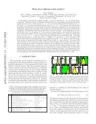 arXiv:astro-ph/0410281 v1 12 Oct 2004 - iucaa
