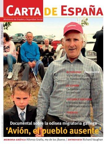 Febrero 2013 - Portal de la Ciudadanía Española en el Exterior
