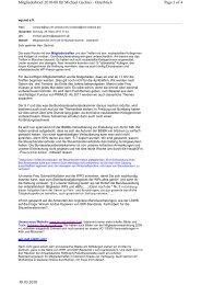 Page 1 of 4 Mitgliederbrief-2010-08 für Michael Gschrei ... - wp-net