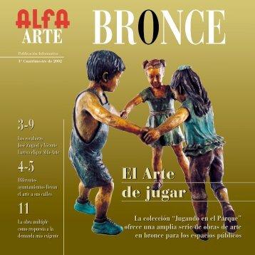 3-9 4-5 11 3-9 4-5 11 El Arte de jugar El Arte de jugar - Alfa Arte