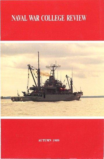 What is a War Game - US Naval War College