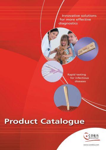 Product catalogue (PDF file)