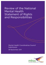 MHCC-Submission-MH-Statement-RR-30-09-11 - Mental Health ...