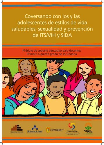 Conversando con los y las adolescentes - Dirección de Tutoría y ...