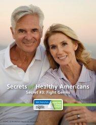 Secret #3: Fight Germs - Reader's Digest