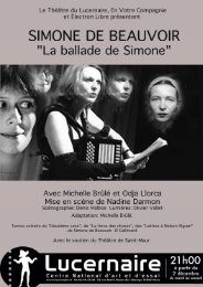 Document - La Strada et compagnies