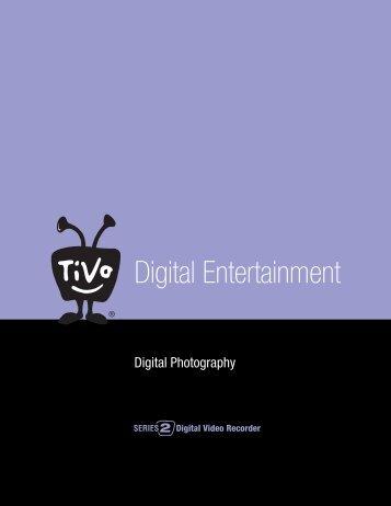 Digital Entertainment - TiVo