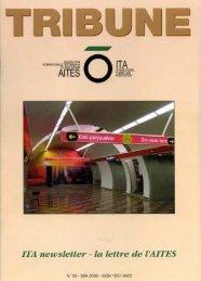 Member Nations Report 2008 - ITA - AITES