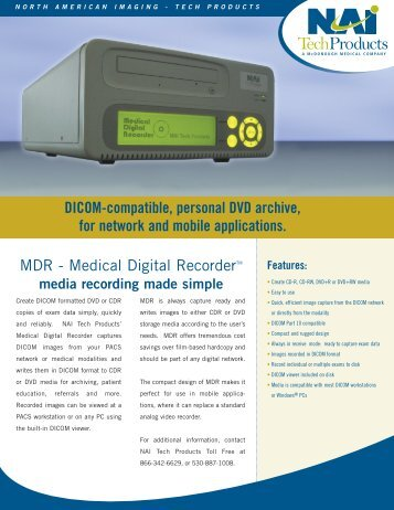 MDR - Hatch Medical Products