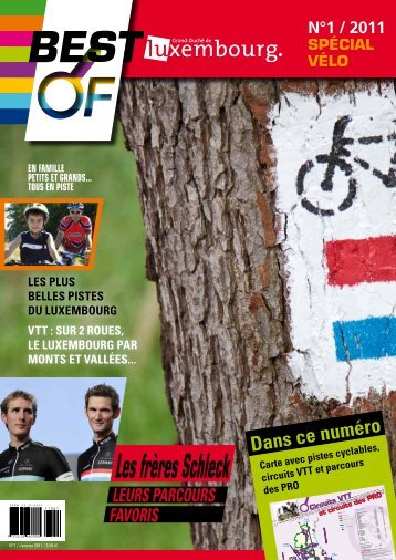 Best of Luxembourg-spécial vélo