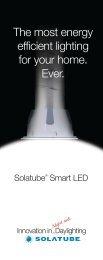 Solatube Smart LED Brochure