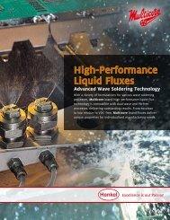 High-Performance Liquid Fluxes - Henkel