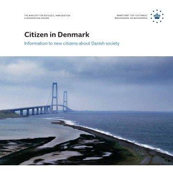 Citizen in Denmark - Ny i Danmark