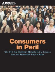 Consumers in Peril - Citizen Power